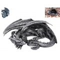 Sleeping Dragon Laying/Wall Plaque