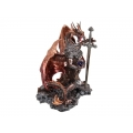 Dragon Warrior with Sword (Large)