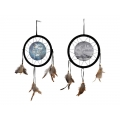 3D Wolves Design Dream Catcher (Medium)
