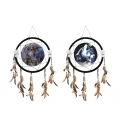3D Wolves Design Dream Catcher (Large)