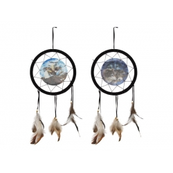 3D Eagles/Wolves Design Dream Catcher
