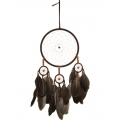 Natural Brown Feather Dream Catcher