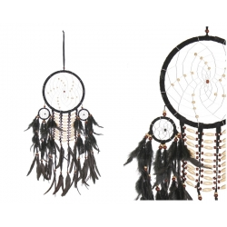 Indian Tribal Design Beaded Dream Catcher