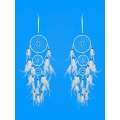 11cm White Dream Catcher