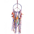 Rainbow Peace Design Dream Catcher