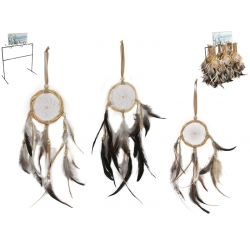 Natural Rattan Design Dream Catcher
