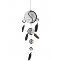 Yin Yang Design Dream Catcher