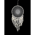 White Crochet Design Dream Catcher (Large)