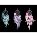 Flower & Lace Design Dream Catcher