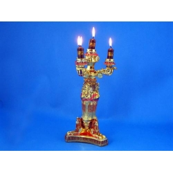 Egyptian Candleabra