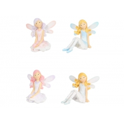 Ballerina Doll Fairy Sitting