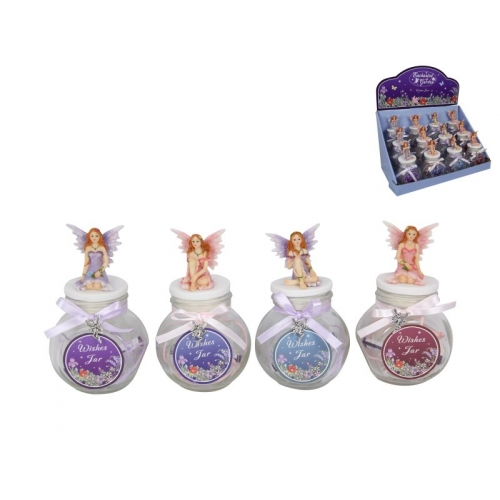 Enchanted Fairy Wish Jar