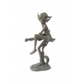 Mythical Garden Pixie Playing Guitar (Large)