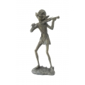 Mythical Garden Pixie Playing Violin (Large)