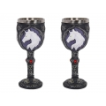 Mythical Unicorn Wine Goblet