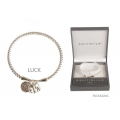 Equilibrium Character Charm Bangle (LUCK)