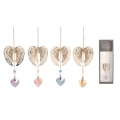 Equilibrium Angel Wings Suncatcher