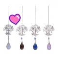 Equilibrium Tree of Life & Cats Suncatcher
