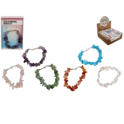 Gemstone Bracelet in Gift Box