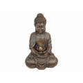 Rulai Buddha Water Fountain with Light (Large)
