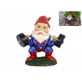Super Gnome Weightlifter