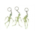 Skeleton Keyring