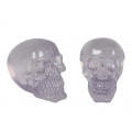Crystallised Skull Head (Large)