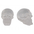 Crystallised Skull Head (Small)