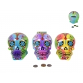Skull Candy Money Box
