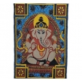 Ganesha Elephant God Tapestry