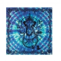 Ganesha Elephant God Altar Cloth
