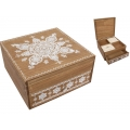 BoHo/Mandala Design Jewellery Box