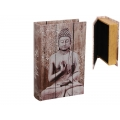 Buddha Mandala Design Secret Book Box