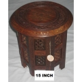 Handcrafted Wooden Table (Medium)
