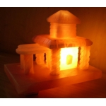 Villa Salt Lamp