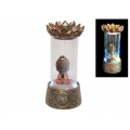 Buddha Light Up Smoke Chamber Backflow Incense Burner