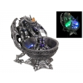 Dragon Breathing Smoke Light Up Backflow & Incense Burner