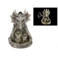 Dragon & Stone Castle Backflow Incense Burner