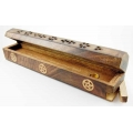Incense Burner - Pentagram (Light)
