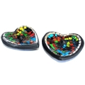 Mosaic Incense Burner - Heart (Small)