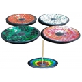 Mosaic Incense Burner - Oval (Large)
