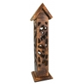 Incense Burner Tower - House (Ash)