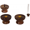Incense Stick & Cone Burner - Round