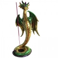 Dragon Snake Incense & Cone Burner