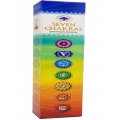 Green Tree 7 Chakras Incense (35gm)
