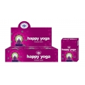 Green Tree Happy Yoga Incense (Cone)