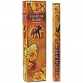Hem Sandal Rose Incense (Garden)