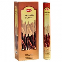 Hem Cinnamon Incense (Hex)