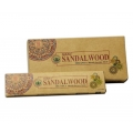 Goloka Organic Sandalwood Incense (15gm)