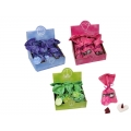 """Love/Peace/Joy"" Incense Cones & Burner Gift Bag"